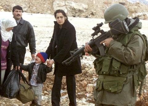 Жизнь под оккупацией евреев:…