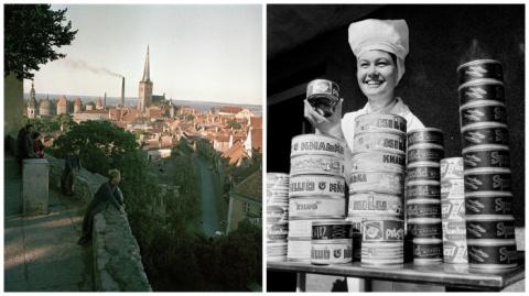 Советская Эстония: 15 ретро фотографий, сделанных в 1960-х годах в Советском Союзе (часть 2)