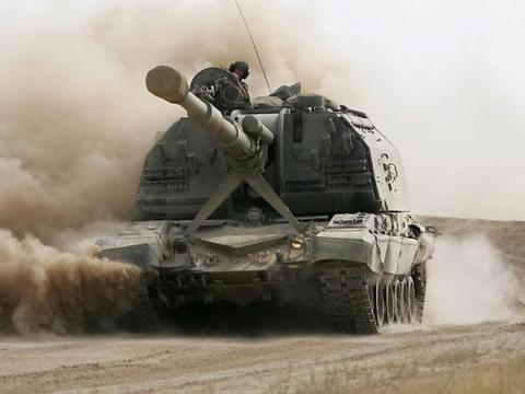 Новые русские «большие пушки» впечатлили американцев