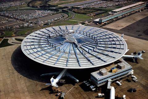 Международный аэропорт имени…