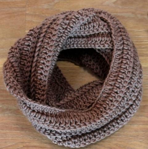 Оригинальный мужской шарф-сн…