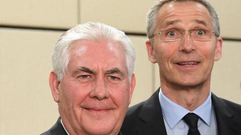 США заявили о необходимости участия НАТО в борьбе против с ИГ*
