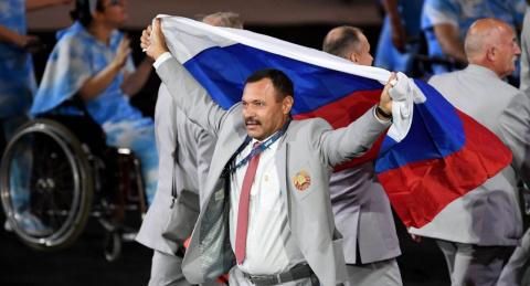 Белоруса, пронесшего российс…