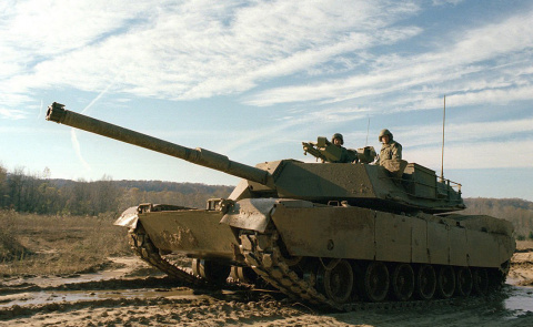 M1 Abrams: лучший танк мира?