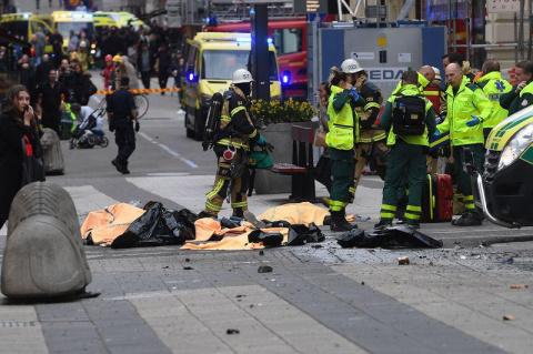 Политика Запада привела к новому теракту