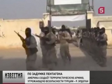 Политика умиротворения Пентагона ведёт кновой войне вСирии