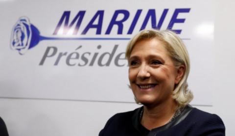 Марин Ле Пен пригласили в Крым