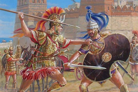 Ученые расшифровали древний текст о Троянской войне