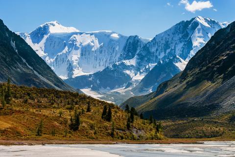 Планета Россия: красота необ…