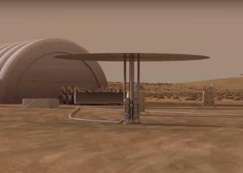 NASA испытает космический яд…