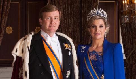 Король Нидерландов Виллем-Ал…