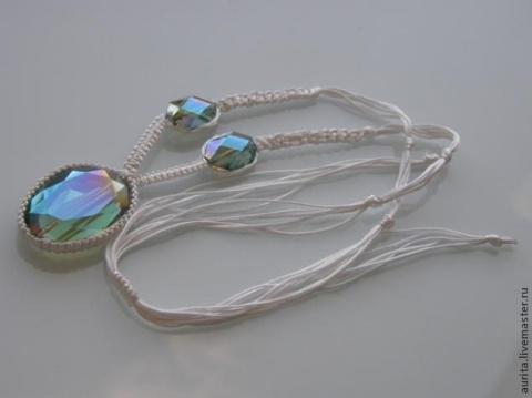 Плетём ожерелье Шамбала свои…