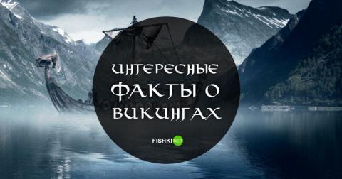 Факты о викингах, которые ра…