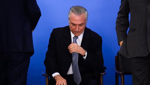 Политический кризис в Бразил…