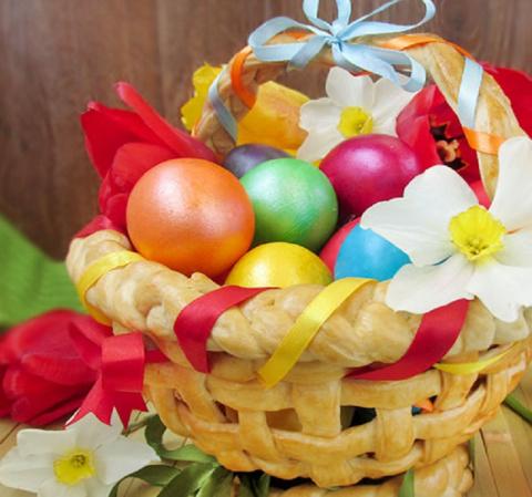 ТАК яйца на пасхальный стол не ставил еще никто