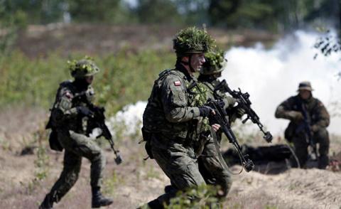 С кем сегодня борется НАТО? …