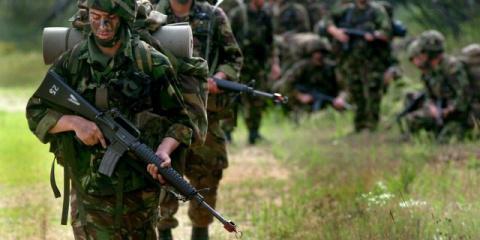 Сколько Великобритания тратит на оборону: 5 фактов