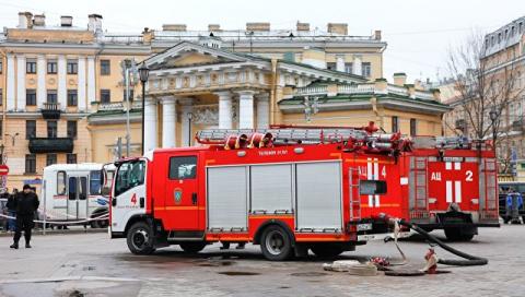 «Батальон Имама Шамиля» взял ответственность за теракт в Петербурге