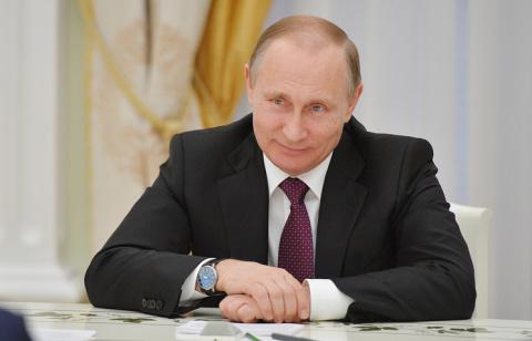 Путин доволен возможностями отечественного оружия