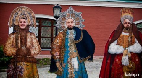 Маразмы года по-русски (125 фото)