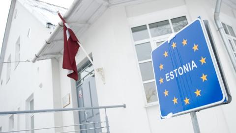 Эстония объявила войну челнокам, торгующим латвийским алкоголем в Финляндии