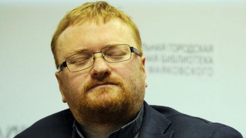 Милонов станет депутатом Госдумы