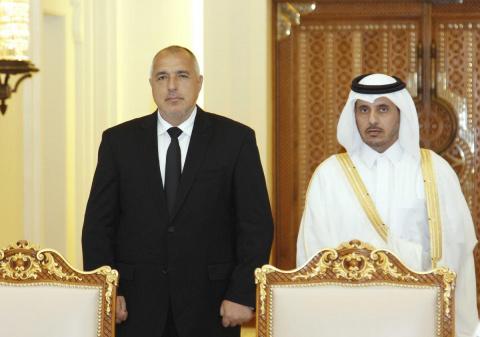Премьер Болгарии обсудил с премьером Катара ситуацию на Ближнем Востоке