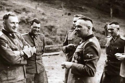 Признания бывшего охранника из Освенцима