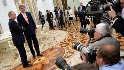 Усилия США по изоляции России явно буксуют