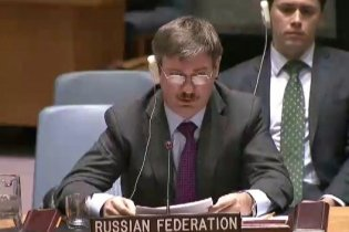 Достойная смена: и.о. постпреда РФ в ООН ответил на критику США о признании документов ДНР и ЛНР