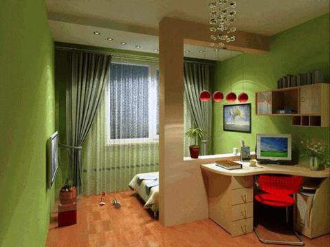 Полезное использование пространства в маленькой квартире