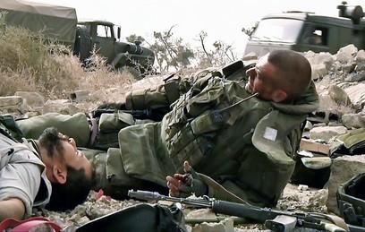 Опубликовано видео обстрела российских журналистов в Сирии