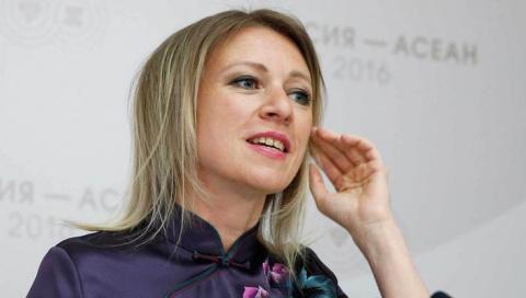 Мария Захарова предположила, зачем Киев хочет завлечь к себе Шойгу