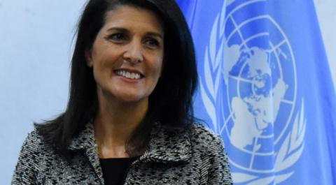 Маразм крепчал : Постпред США при ООН назвала свою страну «совестью мира»