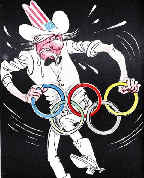 США боятся остаться без Олим…