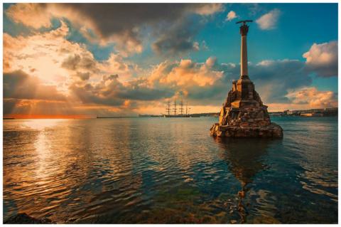 Посвящается легендарному и героическому Севастополю