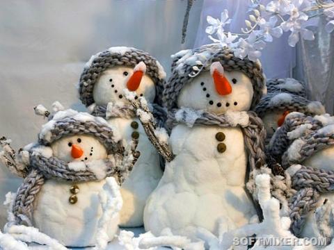 Что означал снеговик в прошлом
