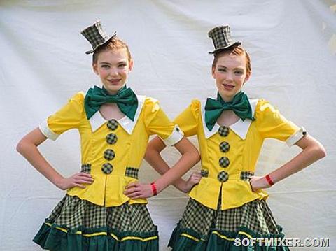 Фестиваль близнецов Twins Da…