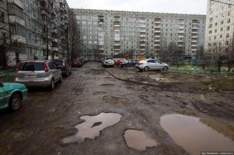 Откуда берется грязь на улицах наших городов