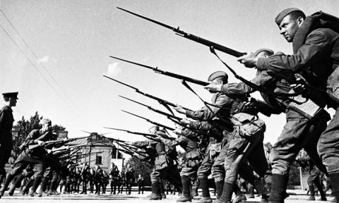 Почему фашисты боялись сража…