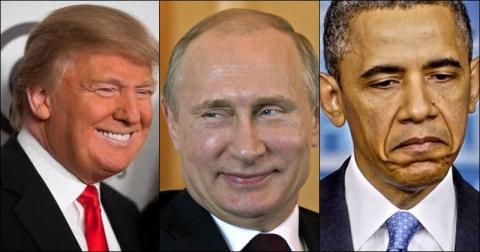 Путин: Клан Обамы организовы…