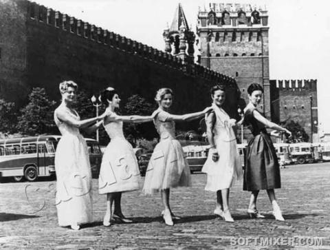 Советская мода 50-х: стиляги…