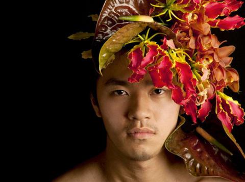 «Прически» для мужчин и женщин от японского флориста Takaya Hanayuishi
