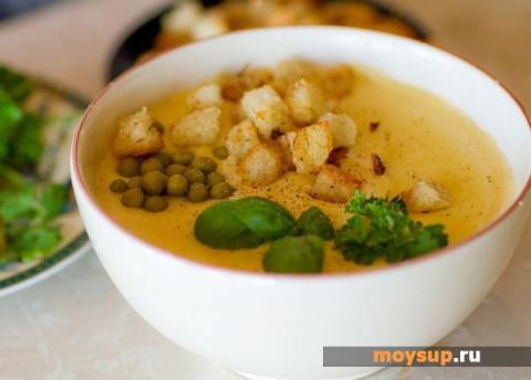 Овощной суп-пюре — что может быть полезнее?