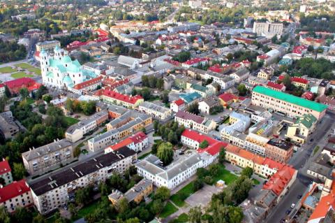 Экскурсия по Гродно (15 фото)