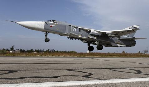 США пригрозили, что будут сбивать российские самолеты в Сирии