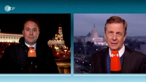 ZDF: Москва чуть не лопнула …