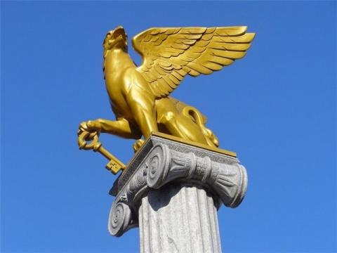 Забытый символ великой стран…