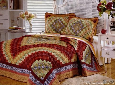 Учебный курс по пошиву одеял…