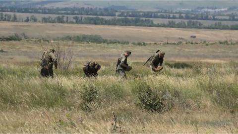 Война на Донбассе: сапёры ЛНР разминировали трассу Дебальцево-Светлодарск